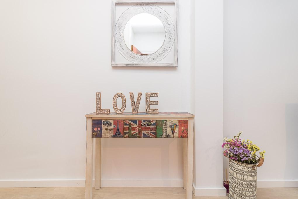Foto trabajo realizado por Óptima Home Staging